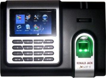máy chấm công vân tay + thẻ từ X628