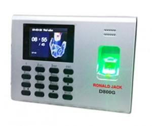 Máy chấm công vân tay giá rẻ D800G